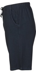 DNY (Marc Lauge) - Shorts mit Elastik und binden in die Taille