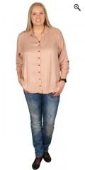 Zhenzi - Skjorte med lange ærmer