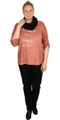 Cassiopeia - T-shirt med 1/2 ærmer