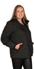 Cassiopeia - Blaire jacket with detachable cap