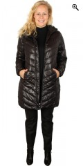 Cassiopeia - Jen jacket in stylish quilt quality with cap
