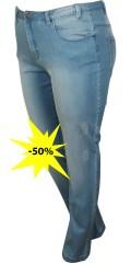 Zizzi-Jeans - Super Stretch Jeans mit 4 Taschen