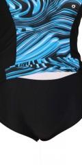 Mirou Swimwear - Smart baddräkt i vacker blå färger