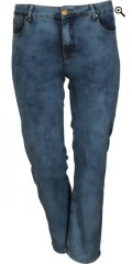 Studio Clothing - Jeans regular fit 42 med massene av strekk og variabel strikk i taljen