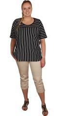 Zhenzi - Smart t-shirt med 2/4 ærmer