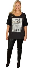 DNY (Marc Lauge) - Stylish t-shirt with print