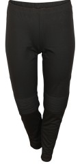 Zhenzi - Pants/leggings med strech og elastik i hele taljen