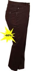 Zhenzi - Step bukser med 5 lommer og sten ved lommerne