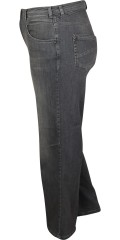 Zizzi - Nille regular jeans. Stretch leg length 82 cm.