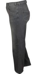 Zizzi - Nille regular jeans. Stretch length from crotch 86 cm.