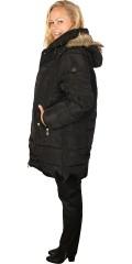 DNY (Marc Lauge) - Juline jakke med avtakbar hette