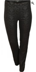 Zhenzi - Twist legging fit with rubber band in whole the waist