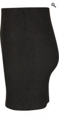 DNY - Sussi nederdel med elastik i hele taljen og fin mønster og glimmer