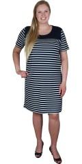 Cassiopeia - Läcker klänning/tunika i maritime look