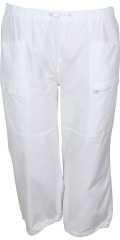 DNY (Marc Lauge) - Stump pants with rubber band and line in the waist and line in the legs