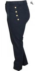 Zhenzi - Salsa bukser med 4 lommer, bæltestropper samt super strech