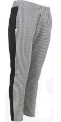 Cassiopeia - Joe bukser/leggings med mønster i forstykket og strikk i hele taljen
