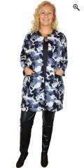 Zhenzi - Overgangs jakke/cardigan all-buttoned