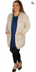 Cassiopeia - Soft cardigan with pockets