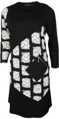 Handberg - Dress with long sleeves