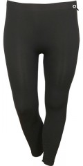 Gozzip - Leggings with nice embossed pattern at the bottom in the legs