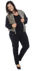 Cassiopeia - Beyza bombs jacket, cardigan with zipper