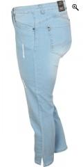 Zhenzi - Stomp pants 7/8 bukser med super strech og regulerbar elastik i taljen