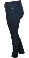 Que (Godske Group) - Que denim jeans mit super stretch und teilweise elastik in die taille