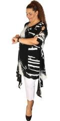 Q´neel - Qneel tunika/klänning med flera fina detaljor