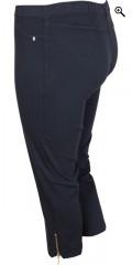 Q´neel - Qneel strechy halblange Hosen mit Elastik in ganze die Taille