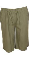 DNY - Corfu shorts med elastik og snøre i taljen