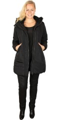 Cassiopeia - Renata winter jacket with 2 pieces double zip fasteners