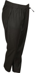 Zhenzi - Loose pants med elastik og snøre i taljen