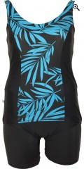 Mirou Swimwear - Smart badedrakt med trykk