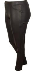 Zizzi - Smarte Hosen mit Elastik in ganze die Taille, ex schlank Linie Modell
