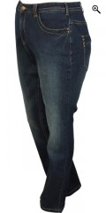 Zizzi - Slim jeans model molly with stretch and belt straps also 5 pockets in two lengths