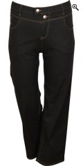 Zizzi - Gemma jeans with 5 pockets and really good width in the legs also high waist, strechy pants in two lengths