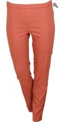 Zhenzi - Bengalin pants. twist legging fit med elastik i hele taljen