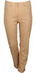 Zhenzi - Salsa normal fit jeans with stretch and adjustable rubber band in the waist