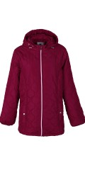 Zhenzi - Vacker jacka med flyttbar hätta och fickor
