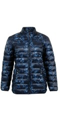 CISO - Quilted jacket with zipper pockets
