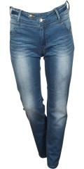 Adia - Jeans lucca impressive fit with super stretch and adjustable rubber band in the waist