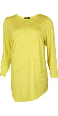 Q´neel - Qneel tunica blouse with long sleeves