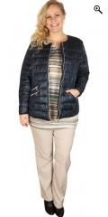 Cassiopeia - Rimini fleece jacket with smart zip fasteners