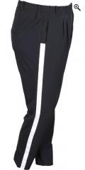 Zhenzi - Pants/leggings med elastik i hele taljen