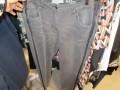 Zhenzi - Stomp super strechy jeans med bæltestropper og regulerbar elastik i taljen samt 5 lommer