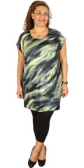 DNY (Marc Lauge) - Anita tunica from dny with printed front piece