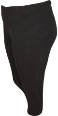 Handberg - Leggings med elastik i hele taljen og præget mønster