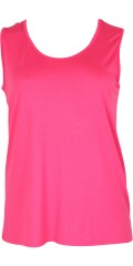 Handberg - Tank top with round neck