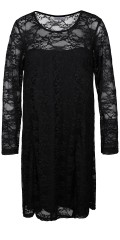 Zhenzi - Lace dress with long sleeves